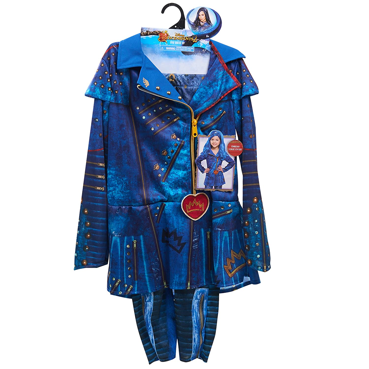 Just Play Descendants Mals Dress Up Set