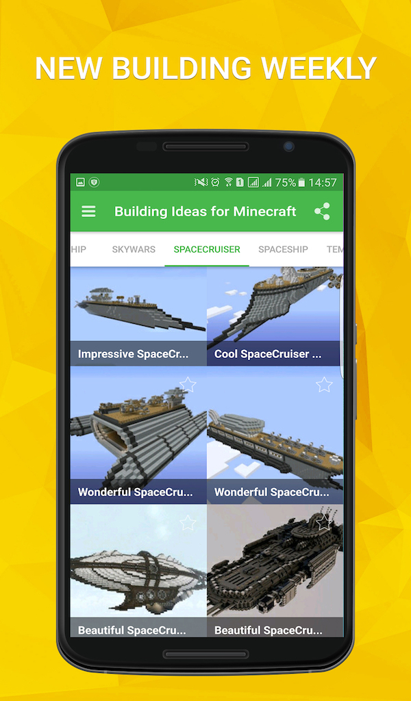 Amazoncom Master Builder For Minecraft Appstore For Android