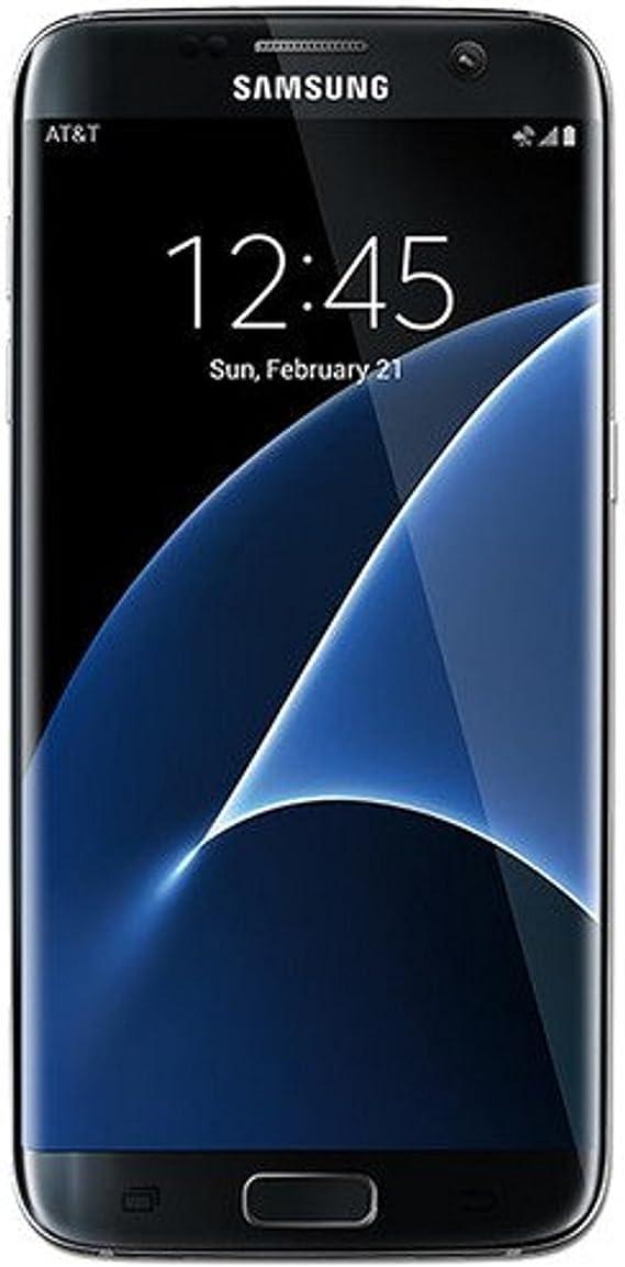 Samsung Galaxy S7 Edge G935A 32GB GSM AT&T Unlocked - Black Onyx
