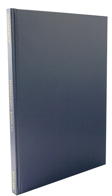 Q Connect-Quaderno a righe, formato A5, 96 pagine Manuscript Book KF01061