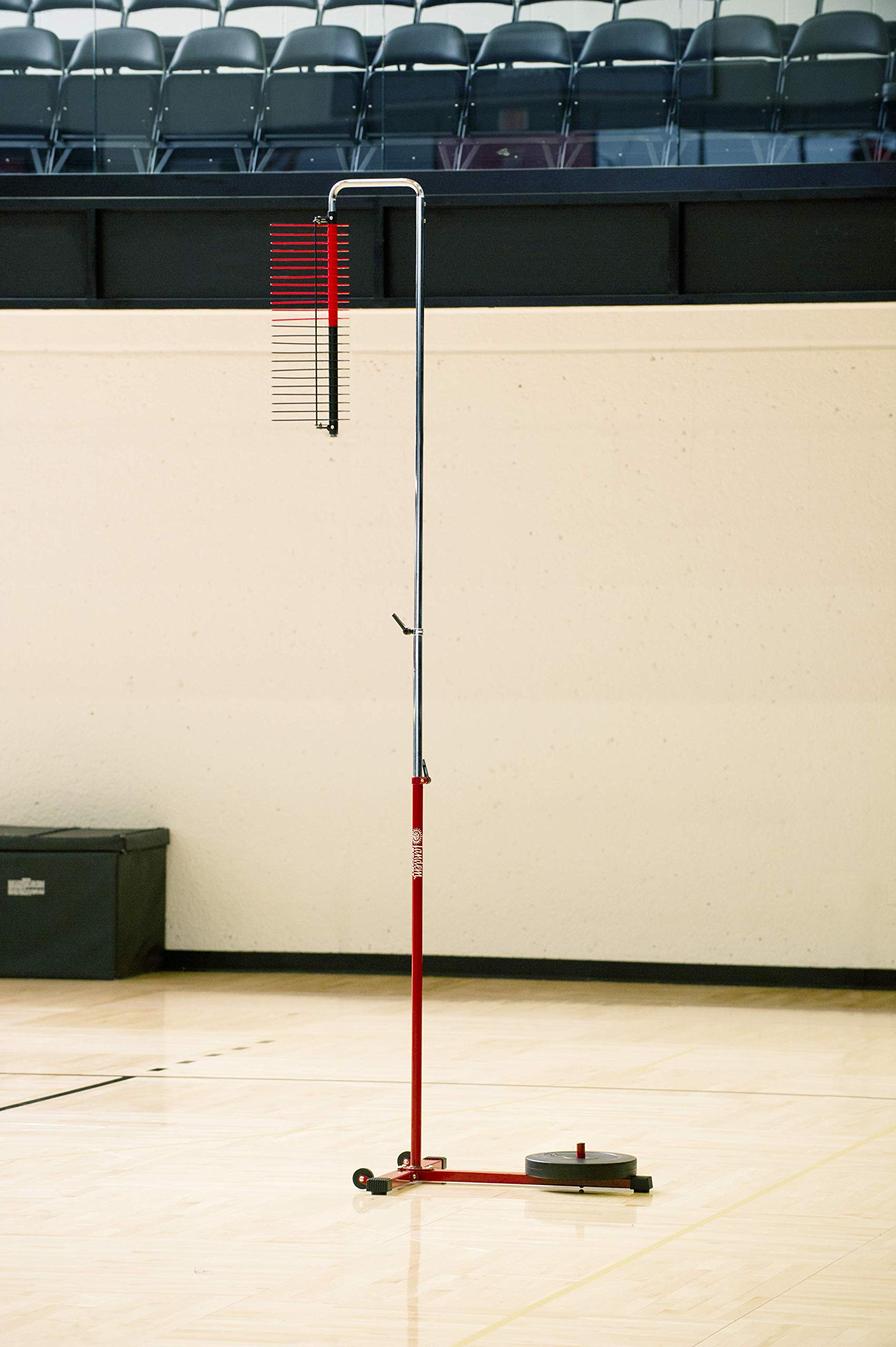 Tandem Vertical Challenger - Stand-Alone Jump Measurement Tester Solo Volleyball Training Aid by Tandem Sport