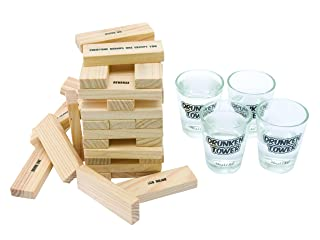 E-Fast Wanted Drinking Game Drunken Tower Wanted' WA0392