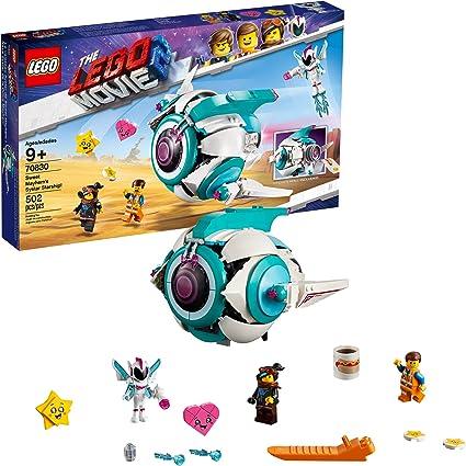 LEGO Movie 2 Minifig Sweet Mayhem - tlm116 // 70824 w// Blaster /& Hair