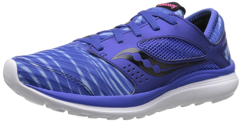 Saucony Women's Kineta Relay Running Shoe B00YBIG7KO 8 B(M) US|Blue/Print