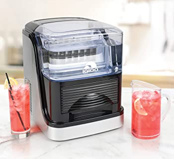 Igloo ICEC33SB Portable Clear Ice Cube Maker