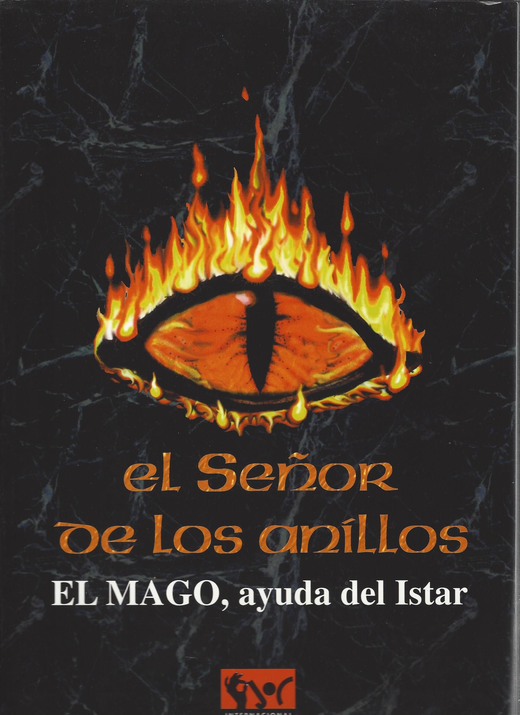 EL SEÑOR DE LOS ANILLOS - EL MAGO, AYUDA DEL ISTAR: Amazon ...