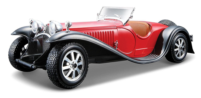 Bburago 18-22027 Bijoux Bugatti Type 55  - Modellino in scala 1 24