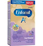 Enfamil A+ Gentlease Infant Formula, Powder Refill, 942g