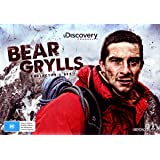 Bear Grylls (Collector's Set) - 9-DVD Box Set ( Man vs. Wild: Complete Season 1 / Man vs. Wild: Extreme Moments / Bear Grylls: Escape From Hell / Bear [ NON-USA FORMAT, PAL, Reg.4 Import - Australia ]