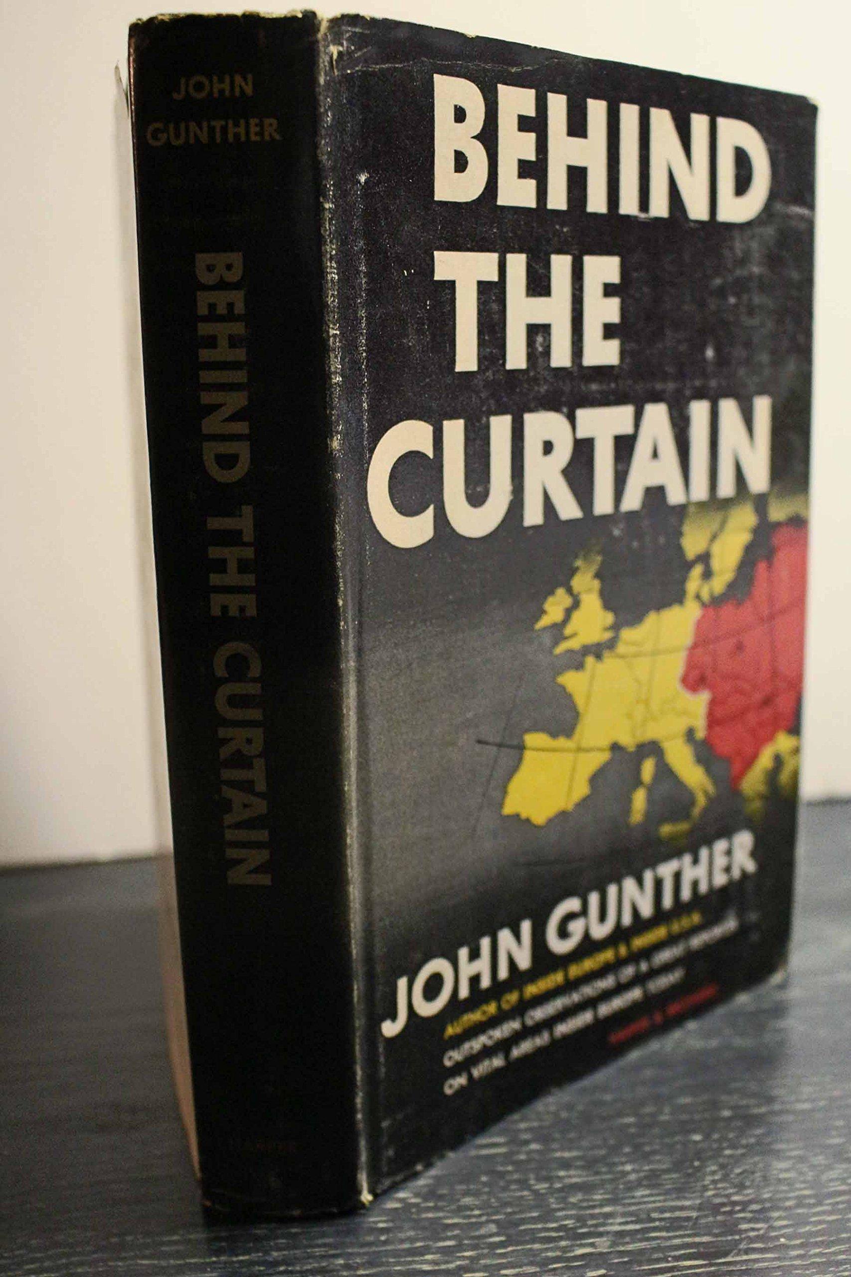 Curtain behind the curtain book - Curtain Behind The Curtain Book 12