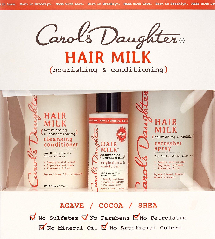 Carols Daughter Hair Milk Gift Set
