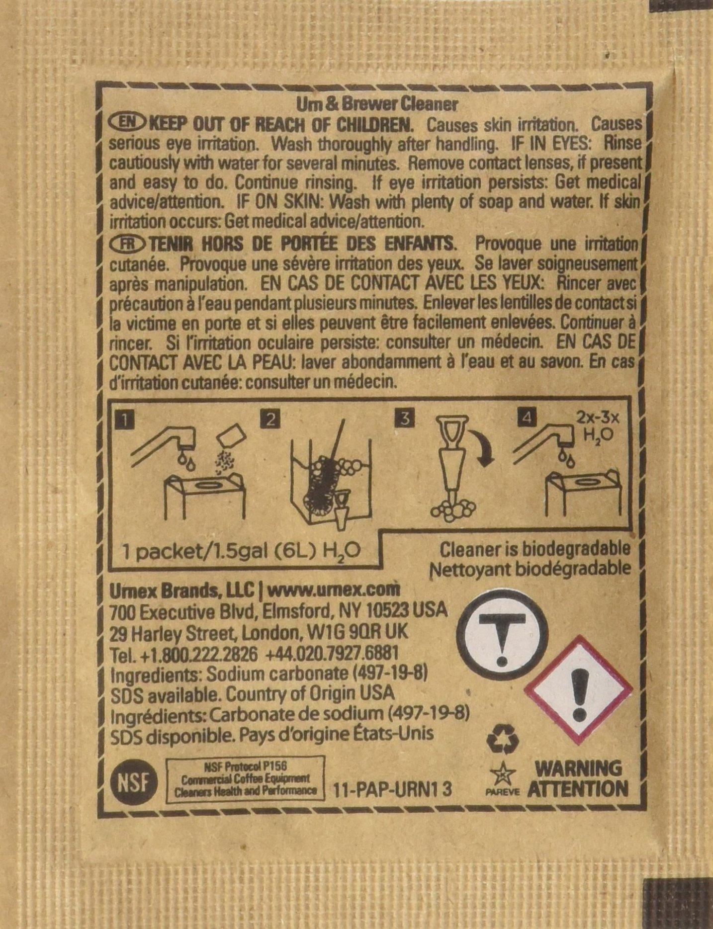 Urnex Original Urn And Brewer Cleaner 100 1 Ounce
