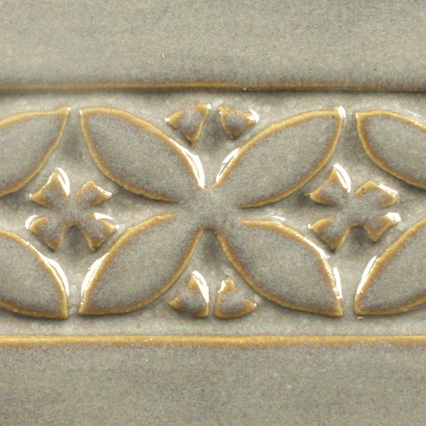 AMACO Potters Choice Lead-Free Non-Toxic Glaze, 1 pt, Light Sepia PC-34