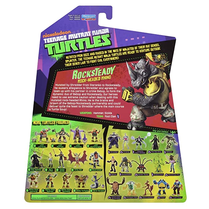 Amazon.com: teenage mutant ninja turtles figura de acción ...