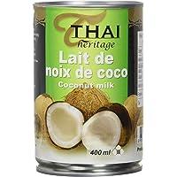 THAI HERITAGE Lait de Noix de Coco 400 g