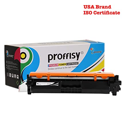 Proffisy 18A for HP CF218A Toner Cartridge Compatible HP Laserjet Pro M104,M104a,M104w,M132 MFP,M132a MFP,M132fn MFP,M132fw,M132nw,M132snw (with chip) Toner Cartridges at amazon