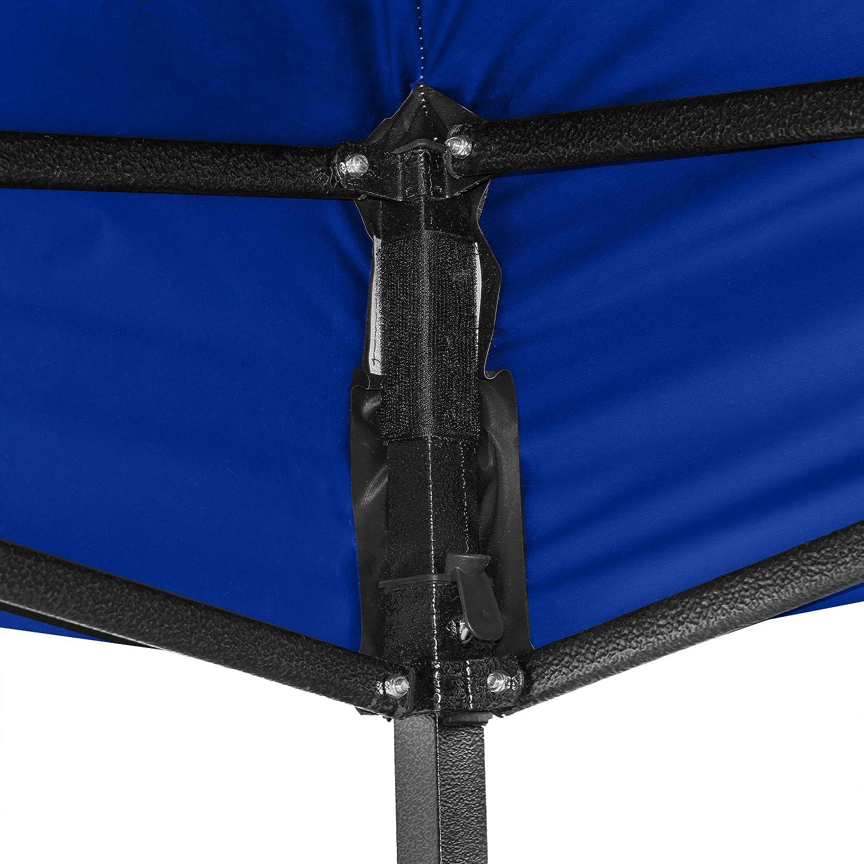 3 x 3 m Resistente PolerUnity/® con Borsa per Il Trasporto Gazebo Pop-up Impermeabile