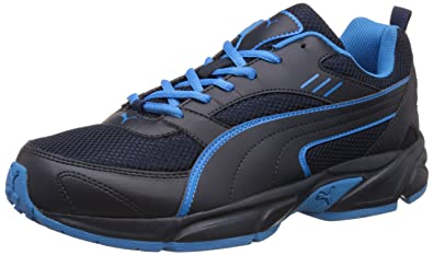 e3652928eb176b Puma Men s Atom Fashion III Dp Total Eclipse and Cloisonne Running Shoes -  9 UK