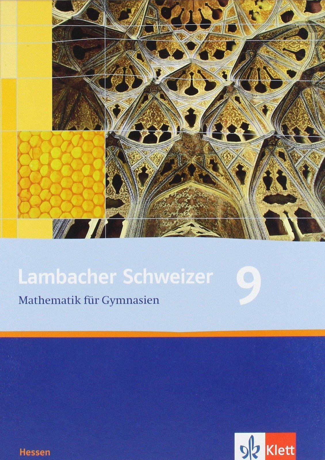 Lambacher Schweizer - Ausgabe für Hessen / Schülerbuch 9. Schuljahr