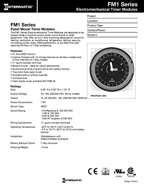 81s ORgaUjL._SX466_ grasslin by intermatic fm1stuzh 120u 24 hour 21a, spdt, 120v  at pacquiaovsvargaslive.co