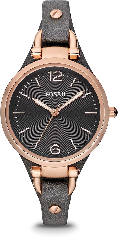 Fossil ES3077 - Reloj de pulsera, color gris