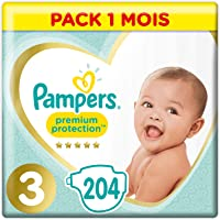 Pampers: Promotions sur les couches Premium Protection Taille3