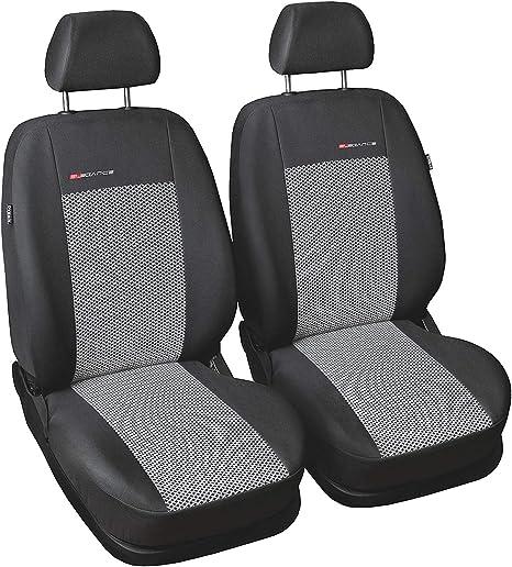 Sitzbezüge Sitzbezug Schonbezüge für Toyota Auris Vordersitze Elegance P2