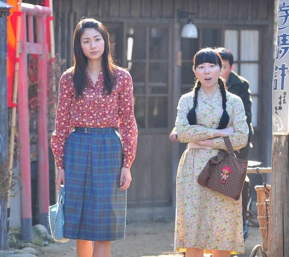 平岩紙 ゲゲゲの女房(2010年)野村チヨ子 Android(960×854)待ち受け画像