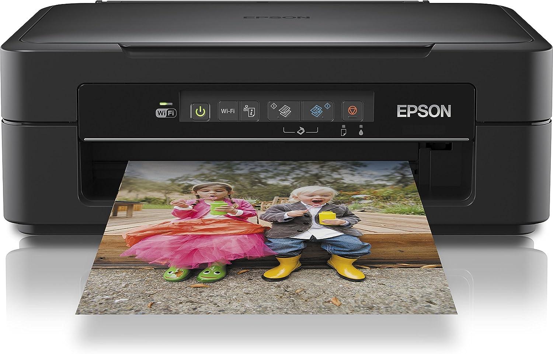 Epson Home XP-215 - Impresora multifunción de Tinta (B/N 26 PPM ...