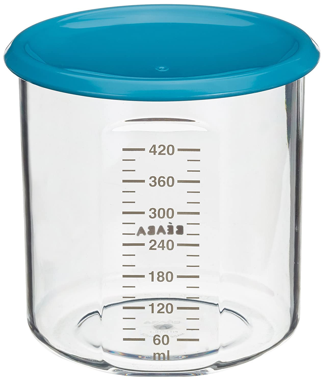 Beaba Baby Portion - Potito de conservación, 420 ml, surtido: colores aleatorios
