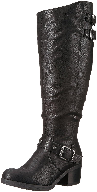 Carlos by Carlos Santana Women's Cara WC Fashion Boot B06XJBB7CJ 7.5 M M US|Black