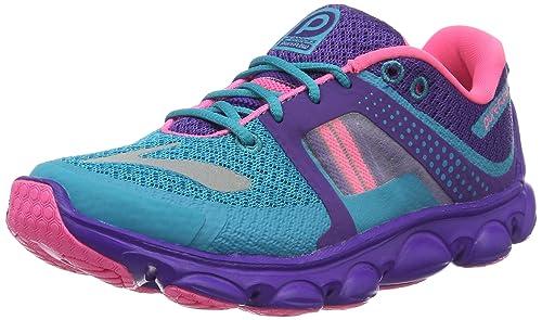 Brooks Pure Flow 4, Zapatillas de Deporte Exterior para Niños: Amazon.es: Zapatos y complementos