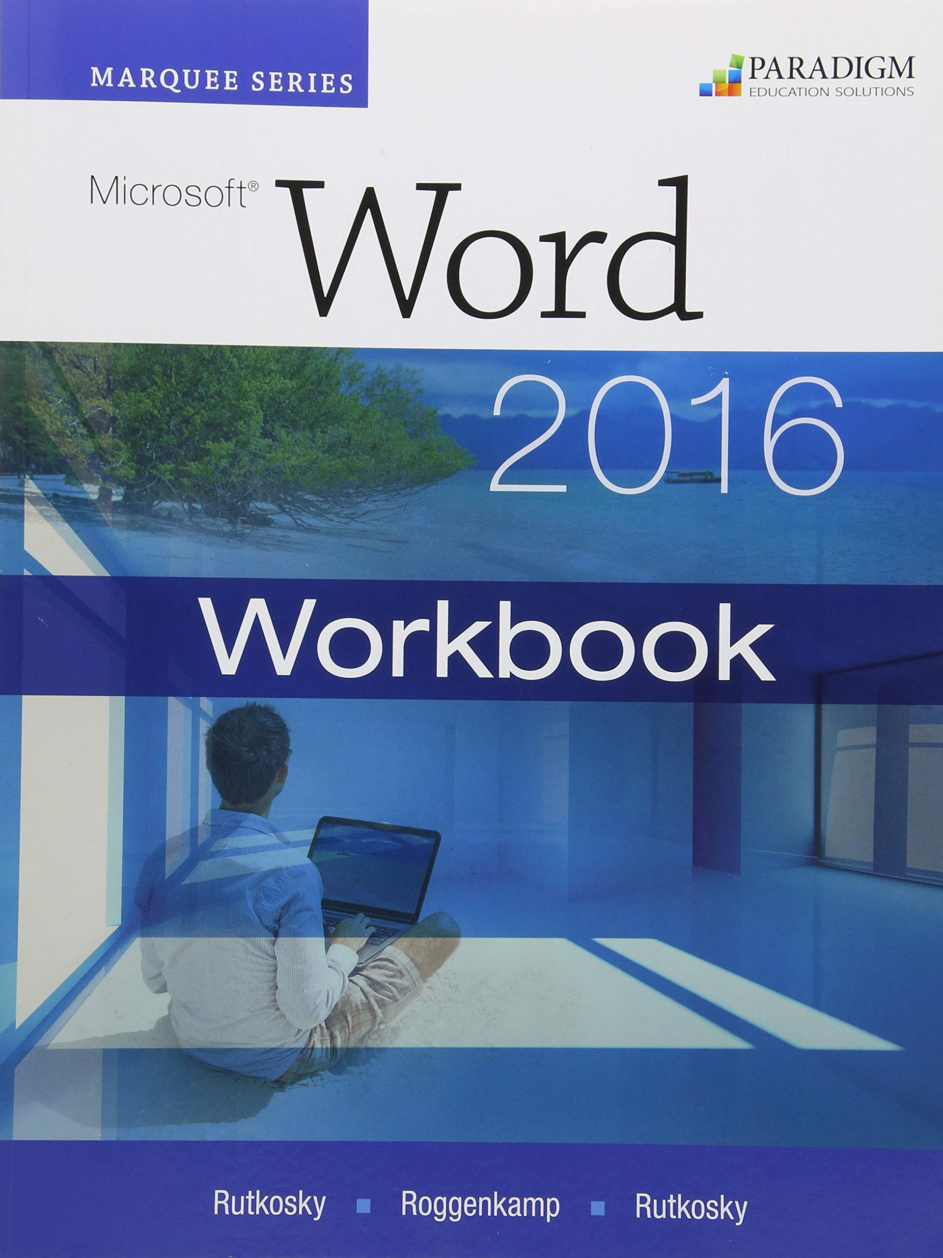 Download Marquee Series: Microsoft (R)Word 2016: Workbook pdf