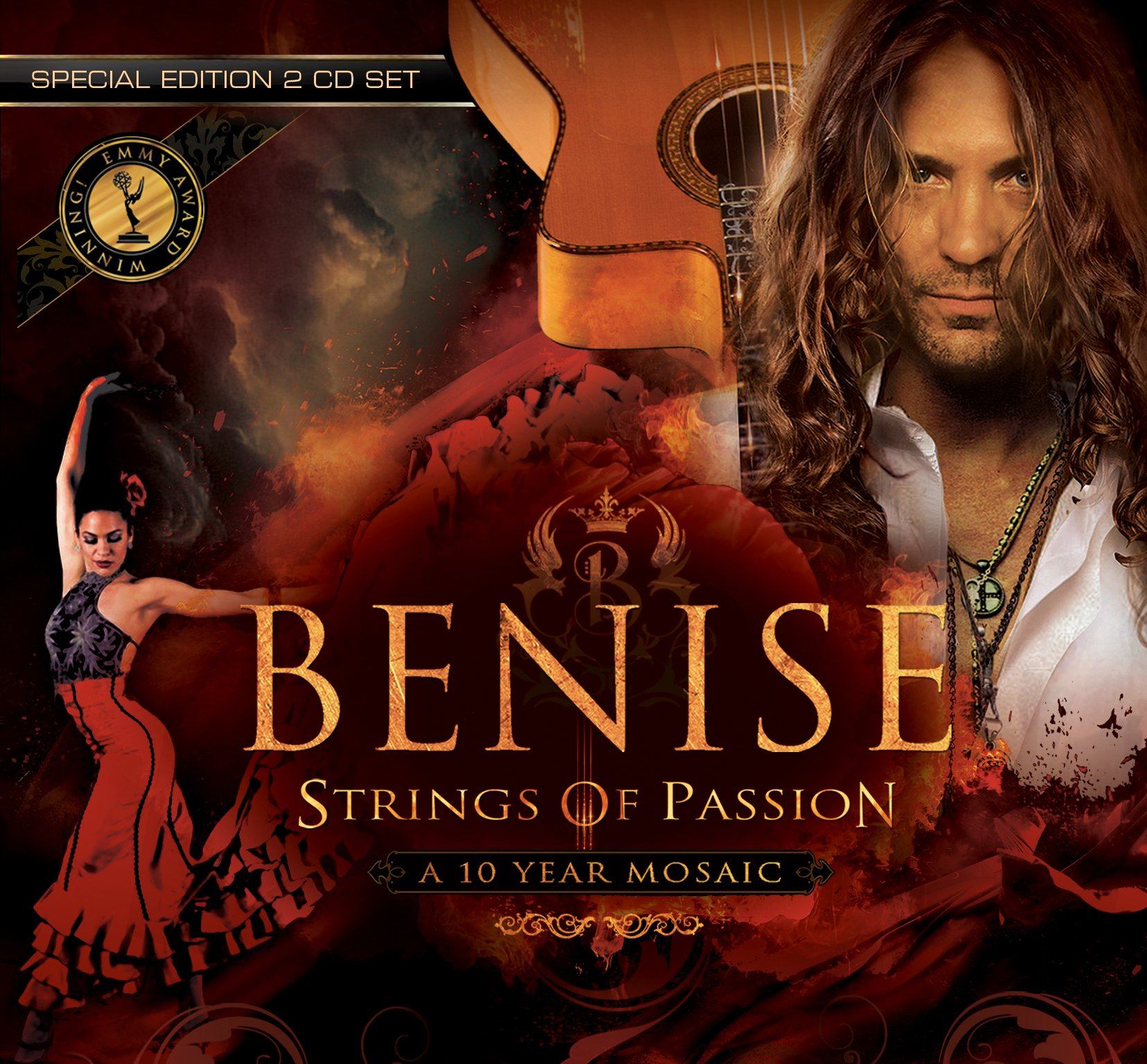 Strings of Passion - A 10 Year Mosaic by Cd Baby