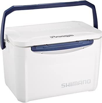 シマノ(SHIMANO)クーラーボックス26LフリーガライトLZ-026M釣り用の画像