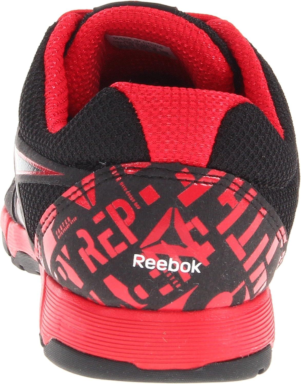Reebok Chaussure de Croix pour Homme, Noir (BlackExcellent