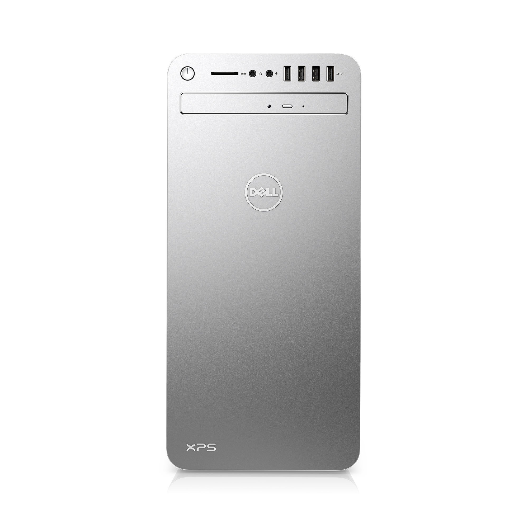 Dell XPS 8920 XPS8920-7529SLV-PUS Tower Desktop (Silver) by Dell (Image #1)