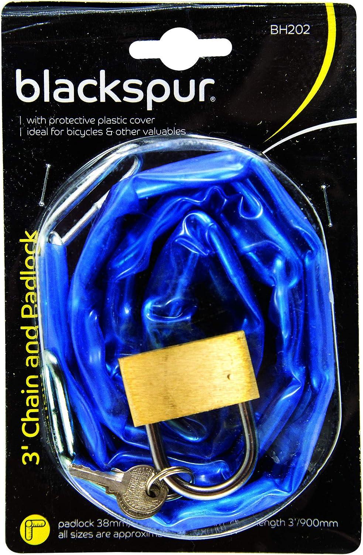 Blackspur BB-BH202 Chain and Padlock