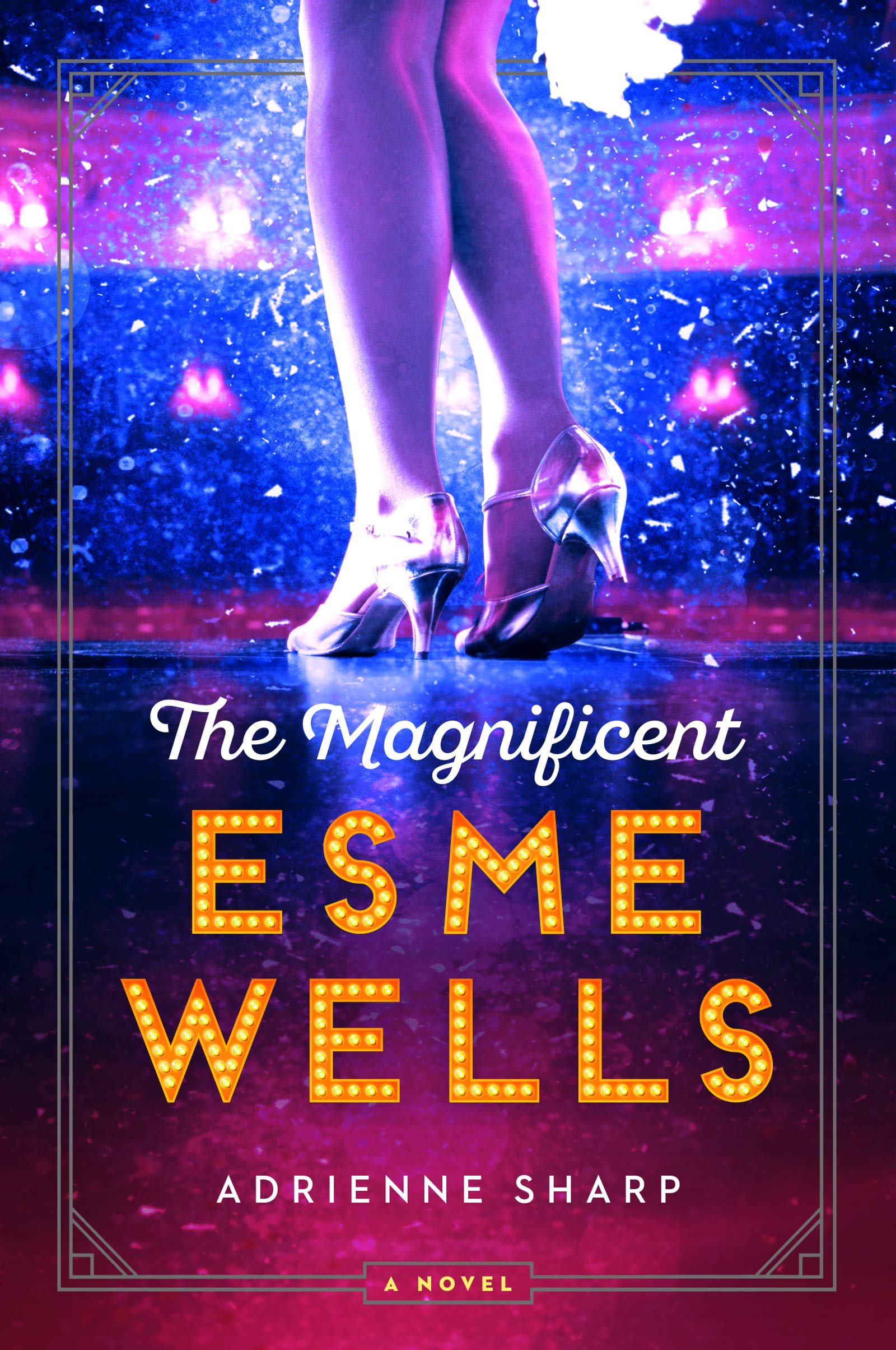 The Magnificent Esme Wells: Amazon.es: Sharp, Adrienne ...