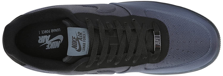 quality design 3a7f0 72462 Nike Lunar Force 1 Vt Mesh Mens Sneakers Armory Slate Black Armory Slate  599499-401 11  Amazon.co.uk  Shoes   Bags