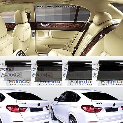 Scheinwerfer T/önungs Schwarz Folie Autofolie Nebelscheinwerfer Auto 0,5m x 0,3m T/önungsfolie