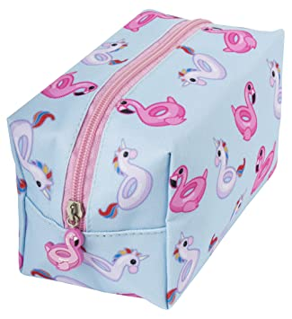 Estuche FRINGOOO para lápices, para niños, grande, cuadrado, para la escuela, bolsa de papelería, divertido, color Floaties Large: Amazon.es: Oficina y ...