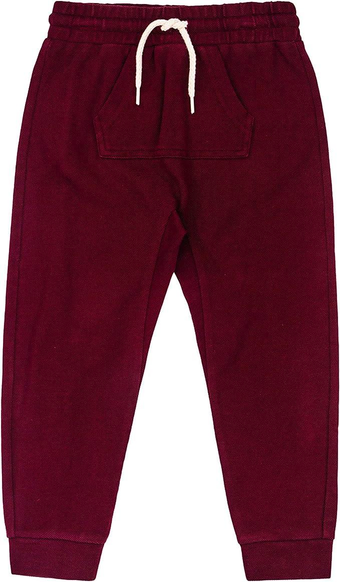 Boys Active Pants Teenager Girls WYZVK22 Ethiopia American Hearts Soft//Cozy Sweatpants