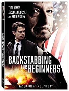 Book Cover: Backstabbing For Beginners