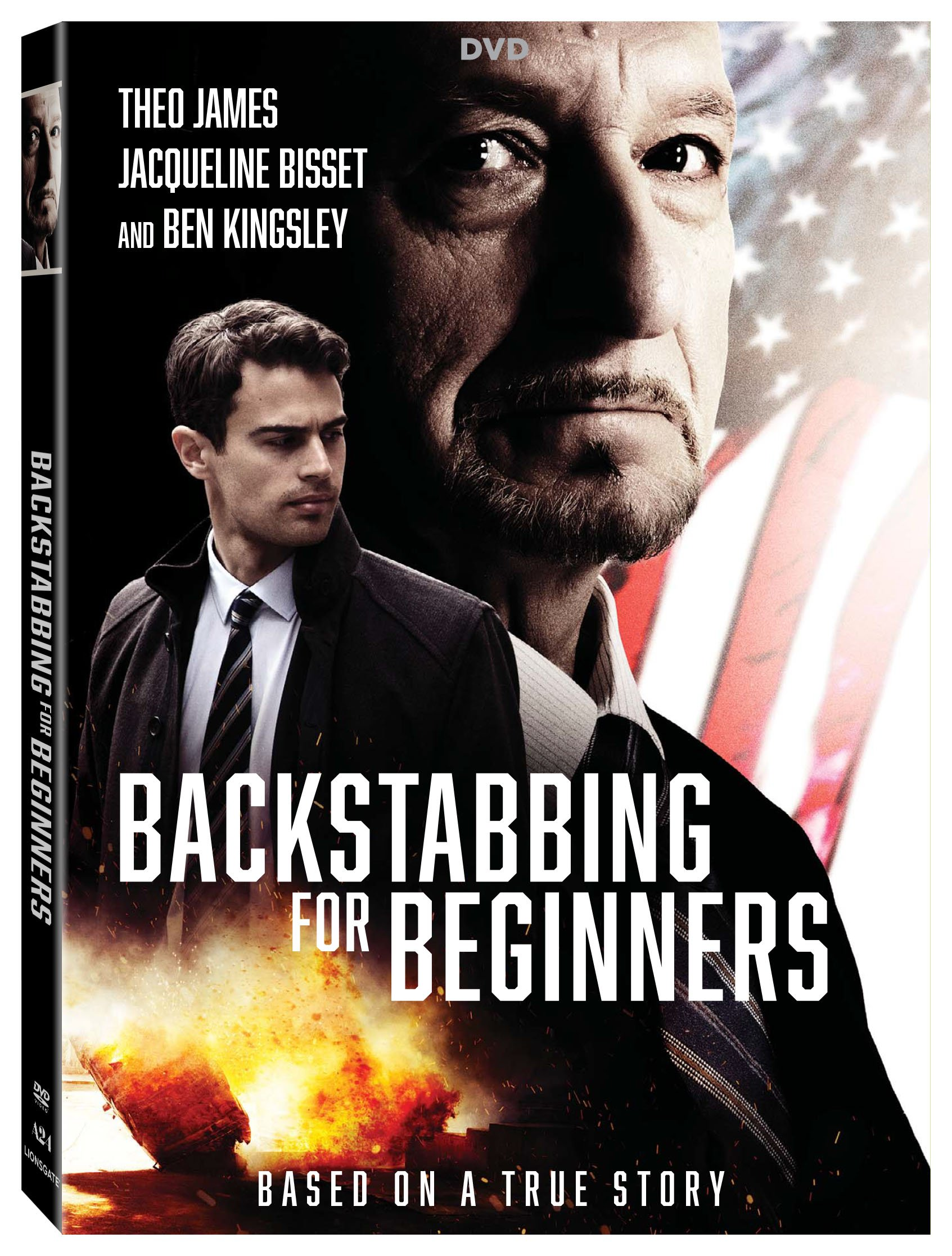DVD : Backstabbing For Beginners (Widescreen, Subtitled, Dolby, AC-3)