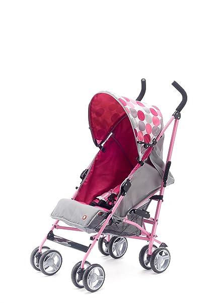795227587 Piku NI20.6096 - Silla de paseo, color rosa claro: Amazon.es: Bebé