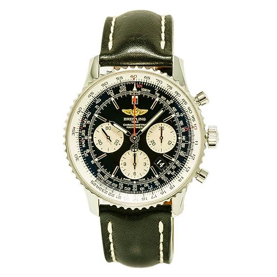 Breitling Navitimer automatic-self-wind Mens Reloj AB0120 (Certificado) de segunda mano: Breitling: Amazon.es: Relojes