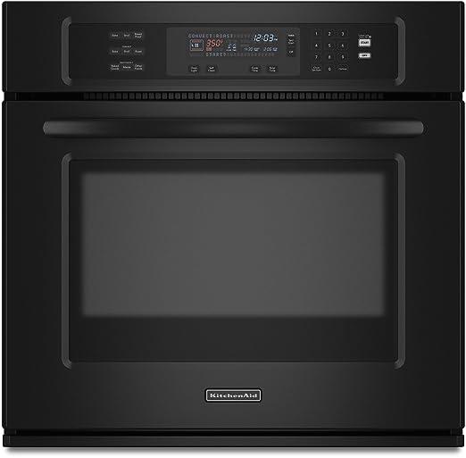 Amazon.com: KitchenAid kebs107sbl 4.3 pies cúbicos. True ...
