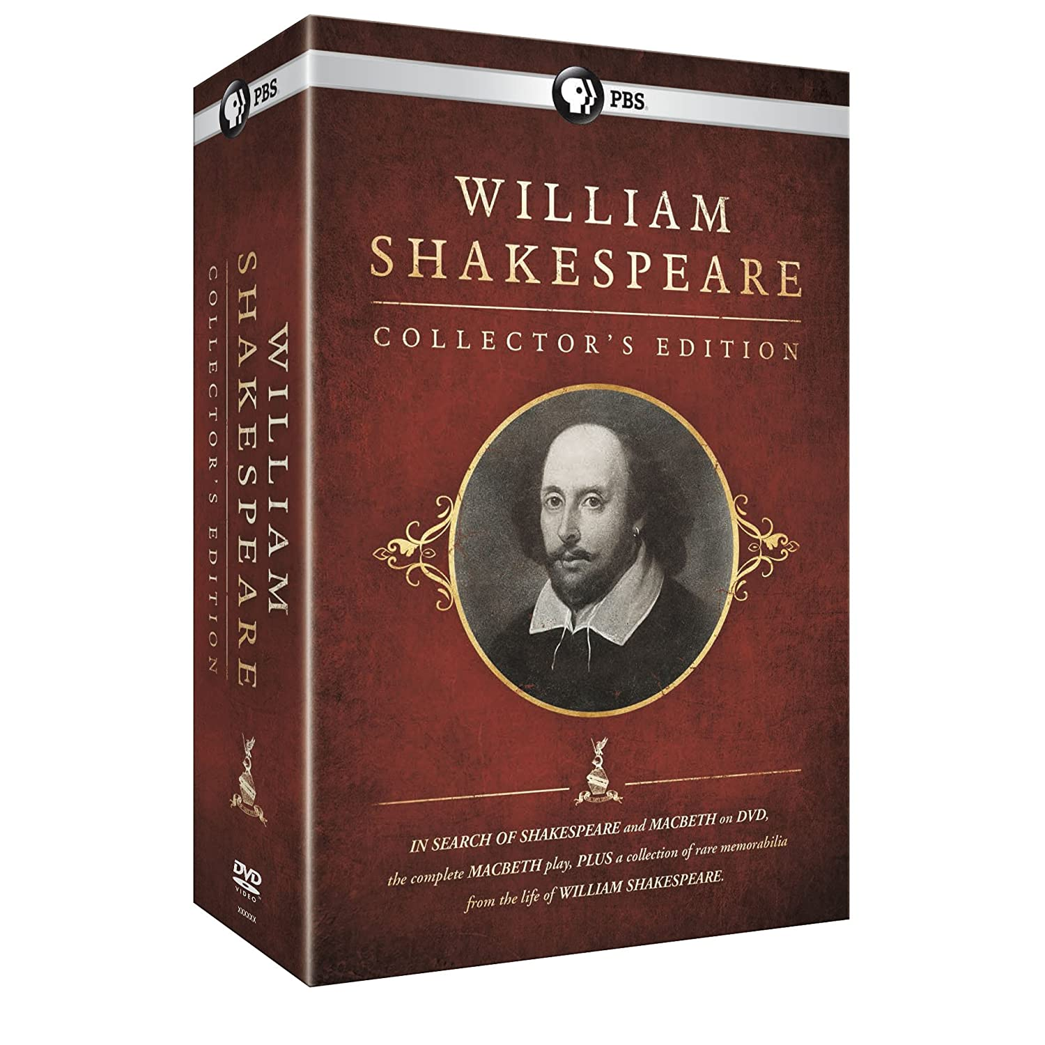 com william shakespeare collector s edition movies tv
