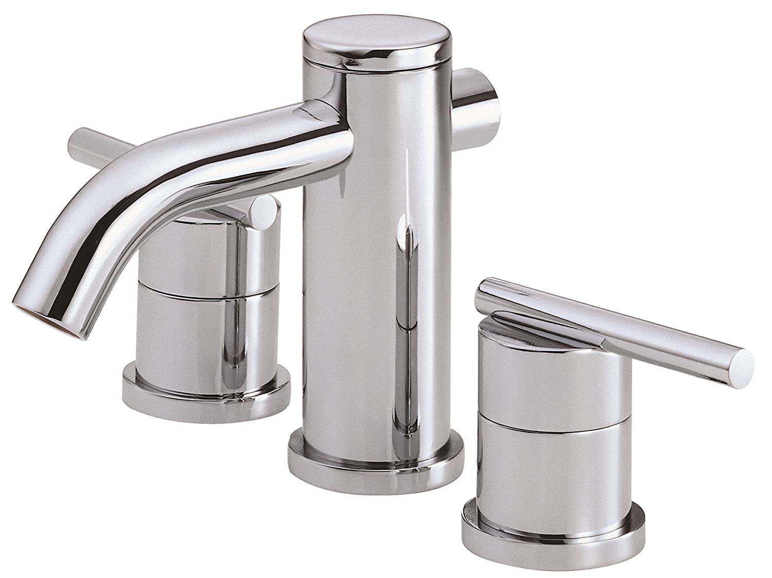 Danze D304158 Parma Two Handle Widespread Lavatory Faucet, Chrome ...